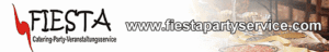 Banner Fiesta Partyservice Catering